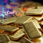 Gold has risen The central bank has finally failed to provide a property tapping deadline to stay